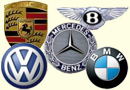 VAG BMW MERCEDES PORSCHE BENTLEY